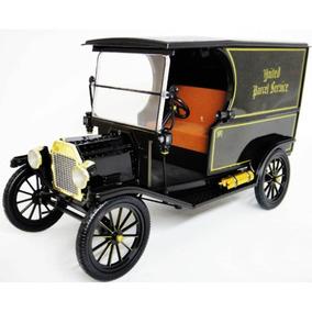 Ford Model T (1913) Ups - Nº 1 Preto 1:18 Norscot - 58007