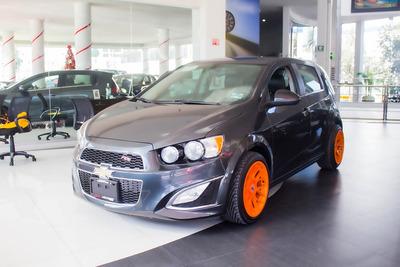 Chevrolet Sonic 2016 1.4 Rs Mt