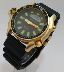 Relógio Atlantis Aqualand Original A Prova D
