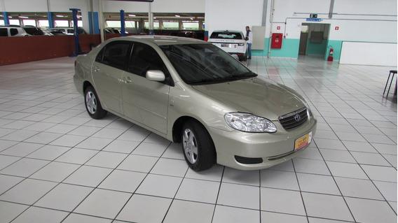 Toyota Corolla Xei 1.8 Automático Ano 2005