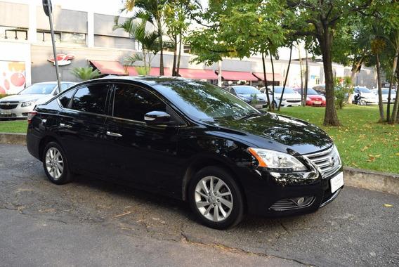 Nissan Sentra 2.0 Cvt 14/15 Excelente Estado E Ótimo Preço!
