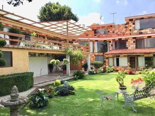 Casa En Venta San Pedro Martir, Cdmx