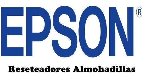 Imagen 1 de 2 de Reset Epson Almohadillas