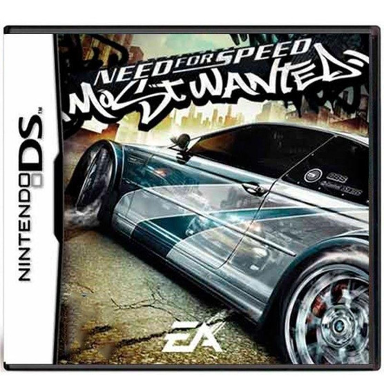 Need For Speed Most Wanted Ds Mídia Física Pronta Entrega