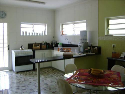 Sobrado Residencial À Venda, Vila Caminho Do Mar, São Bernardo Do Campo. - So0417
