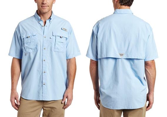 Camisa Columbia Bahama Ii Talla M 100% Original