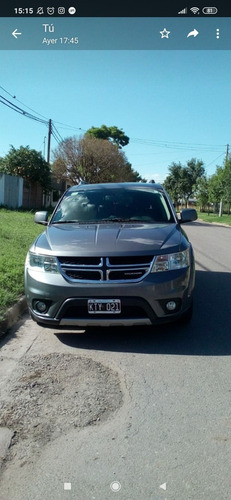 Dodge Journey Stx 3 Filas