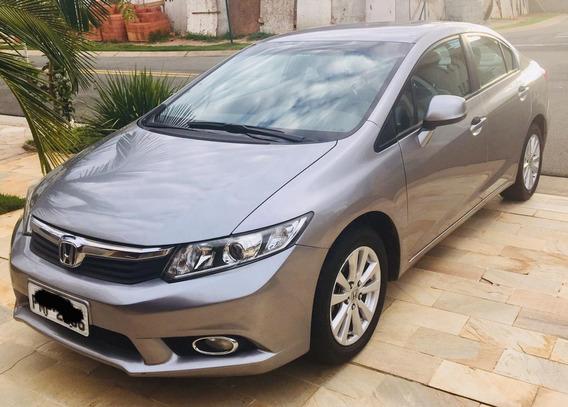Honda Civic 2014 1.8 Lxs Flex 4p