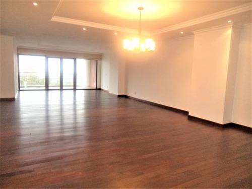 Alquilo Apartamento Con 308.00m2 En Zona 14  - Paa-026-05-09-2