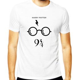 Camiseta Camisa Harry Potter Hogwarts Plataforma Voldemort