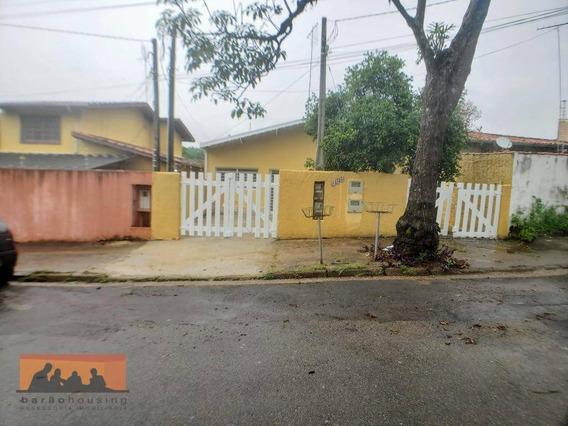 Casa Com 3 Dormitórios Para Alugar, 75 M² Por R$ 2.000,00/mês - Cidade Universitária - Campinas/sp - Ca1625