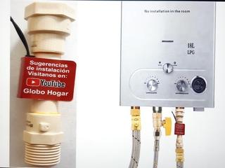 Sensor Universal De Flujo Calentadores De Paso Instantáneos
