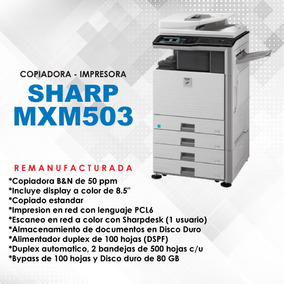 SHARP MX-M503 WINDOWS XP DRIVER DOWNLOAD