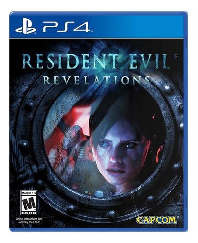 Imagen 1 de 5 de Resident Evil  Resident Evil: Revelations Capcom PS4 Físico
