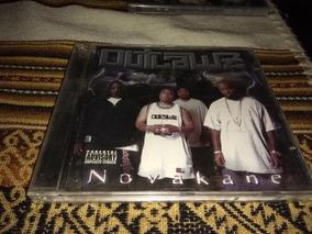 Cd Outlawz - Novacane - 2pac Shakur - Lacrado