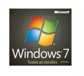 Cd Instalação E Formatação Windows 7 Ativação Automática