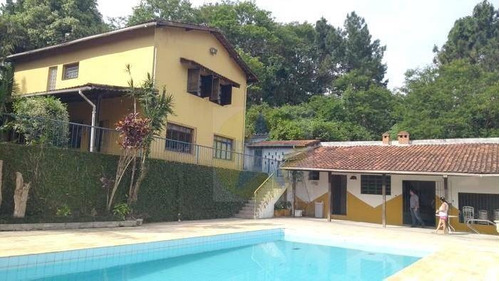 Chácara Com 5 Dormitórios À Venda, 4900 M² Por R$ 750.000,00 - Jardim Estância Brasil - Atibaia/sp - Ch0697