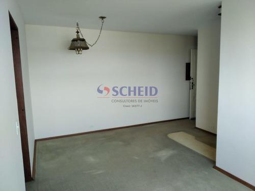 Imagem 1 de 15 de Belo Apartamento Em Santo Amaro, Pronto Para Morar - Mr73571