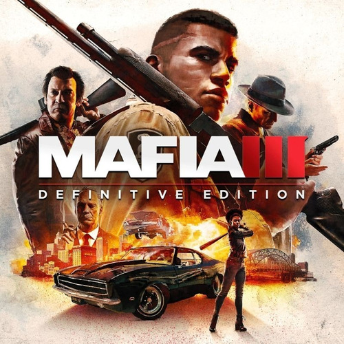 Mafia 3: Definitive Edition | Pc | Steam | Original |