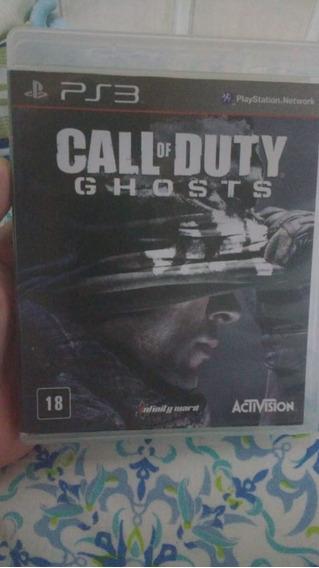 Call Of Duty Ghosts - Ps3 (dublado) - Leia