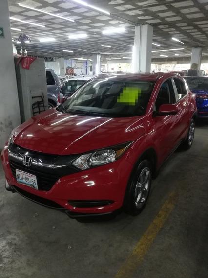 Honda Hr-v 1.8 Uniq Cvt 2018