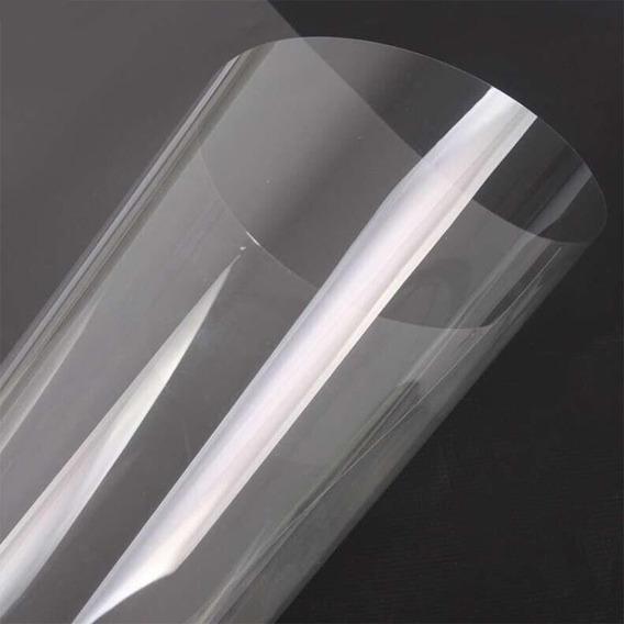 20 Folhas De Acetato Transparente - 20x30cm 0,18mm