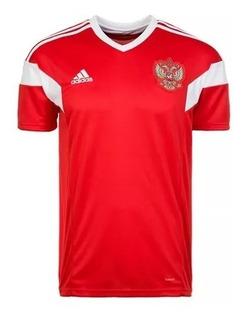 Camisa adidas Seleção Russia Copa Mundo 2018 Pronta Entrega