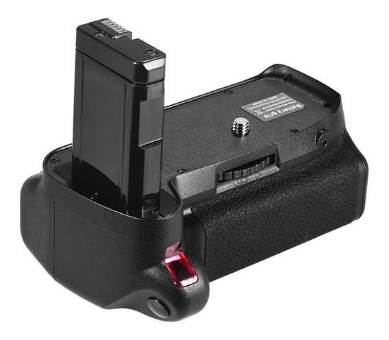 Suporte Vertical Para Punho De Bateria Para Nikon D5300