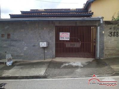 Casa A Venda No Pq Dos Principes Jacareí Sp Troca Sitio/chac - 2865