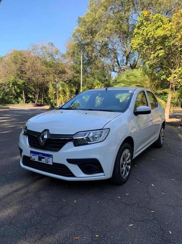 Renault Logan 2020 1.0 Zen 12v 4p