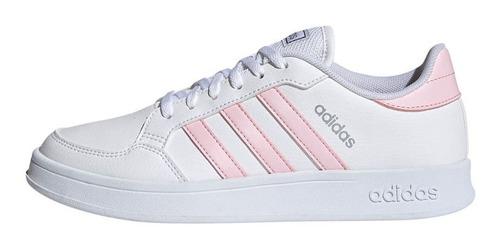 Imagen 1 de 10 de Zapatillas Breaknet Blanco adidas