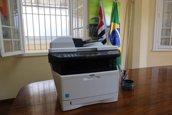 Impressora Multifuncional Kyocera Ecosys M2535dn/l + 4 Toner