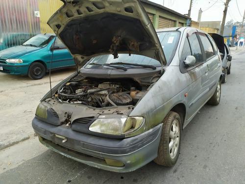 Renault Scenic 2.0 8v 1999 Sucata Somente Peças