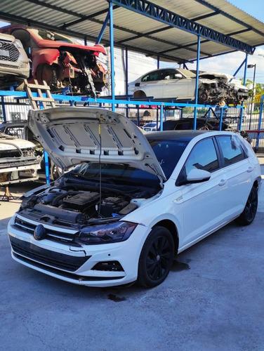 Imagem 1 de 6 de Sucata Volkswagen Polo Tsi 2020 Para Retirada De Peças