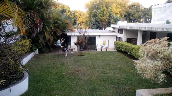 Casa 1 Nivel En Lomas De Atzingo, Cuernavaca Morelos