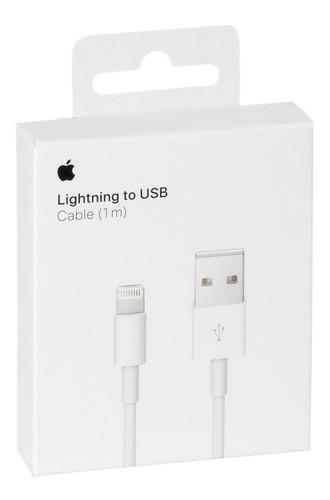 Cable Apple Original Para iPhone 1m
