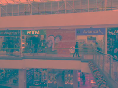 Local En Arriendo Centro Comercial Santafe Bogota