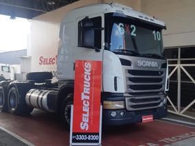 Scania G420 6x2 = Axor 2544 = Fh440 = Fh460 = R440 = Stralis