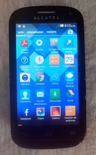 Alcatel One Touch 4033a Pop C3 Unefon Iusacell