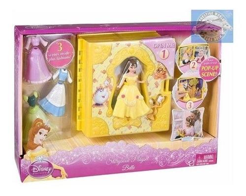 Disney Mattel Storybook Muñeca La Bella Y La Bestia Lumière!