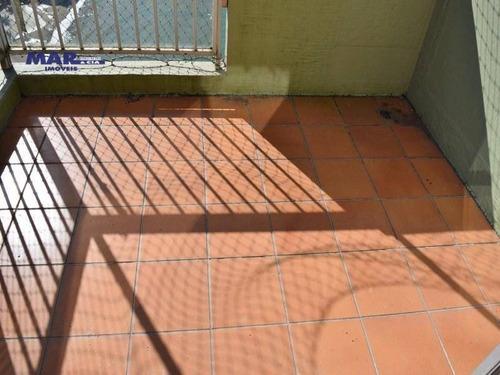 Imagem 1 de 11 de Apartamento Residencial À Venda, Jardim Astúrias, Guarujá - . - Ap9228