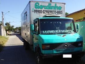 Caminhões Mercedes-benz Mb 710 Bau