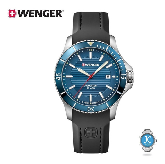 Reloj Suizo Deportivo Wenger Seaforce - Swiss Made Original