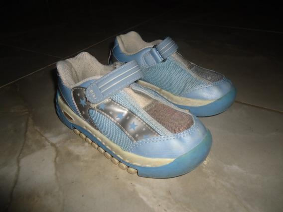 Zapatos Niña Marca Bibi Usado Talla 30