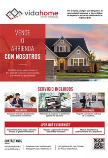 Vende O Arrienda Tu Propiedad Con Nosotros! - Inmobiliaria