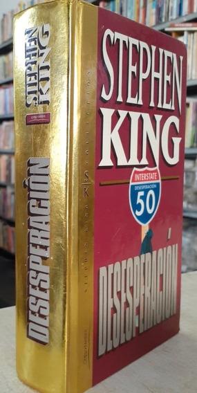 Livro Desesperacion Stephen King