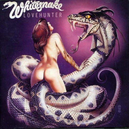 Cd : Whitesnake - Love Hunter (holland - Import)