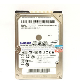 (kit 3x) Hd 2.5 160gb Ide Samsung P/ Notebook Novo Garantia