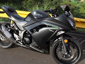 Kawasaki Ninja 250 Negra - 2017