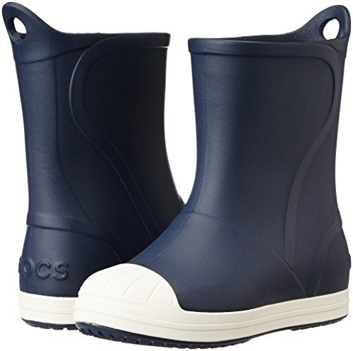 Botas Lluvia Niño Crocs Bump It Navy/oyster